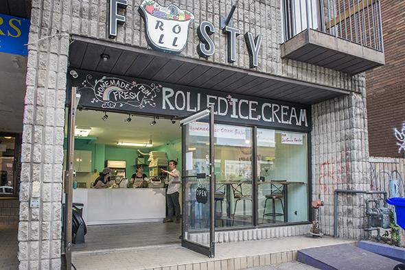 Frosty Roll Toronto