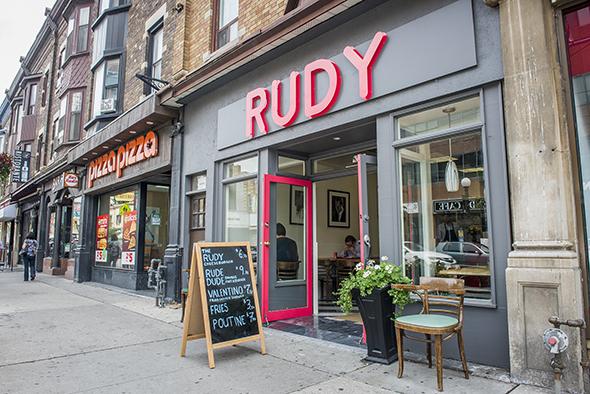 Rudy Toronto