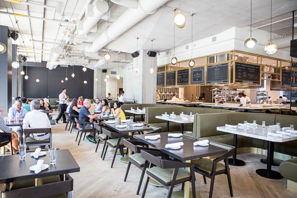 Ricardas Restaurant Toronto