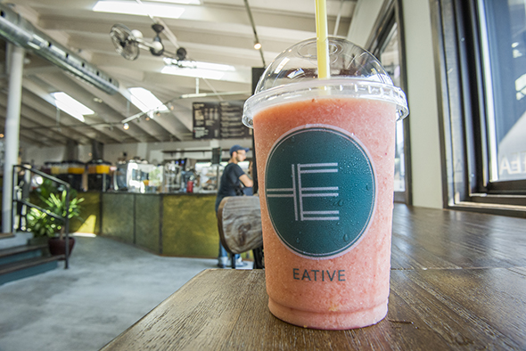 Eative Film Cafe Toronto