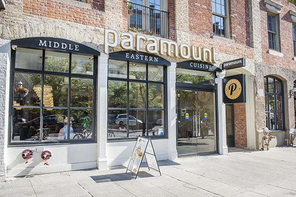 Paramount Front Toronto