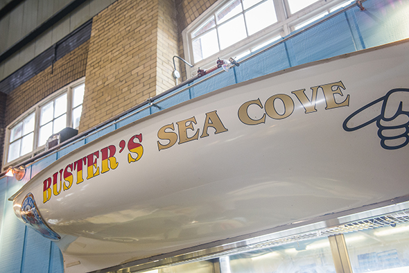 Busters Sea Cove Toronto
