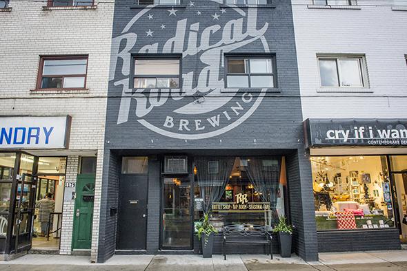 Radical Road Brewing Toronto