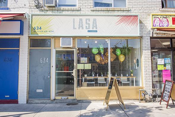 Lasa Lamesa Toronto