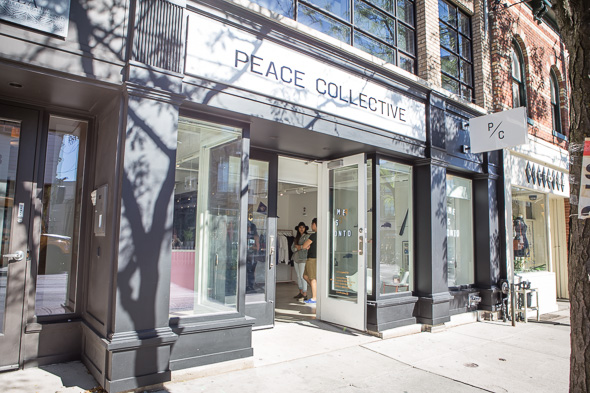 Peace Treats Toronto