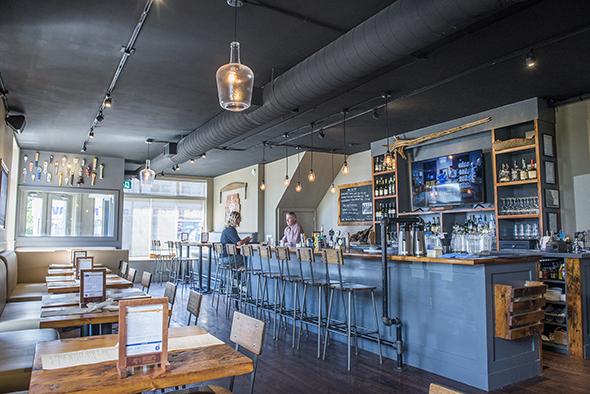 Belsize Pub Toronto