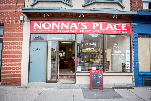 Nonnas Place Toronto