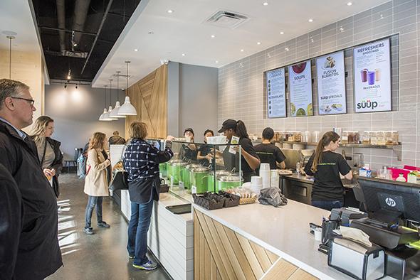 Suup Health Bar Toronto
