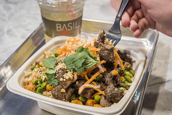 Basil Box Toronto