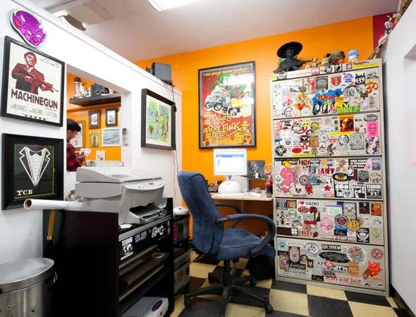 TCB Tattoo