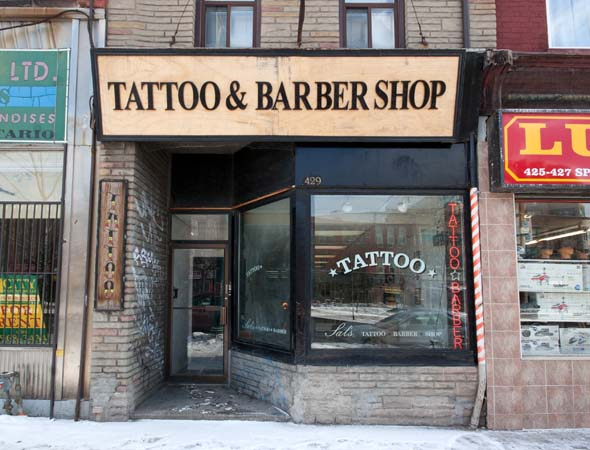 Sals Tattoo Toronto