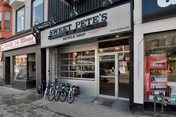 Sweet Pete's Annex