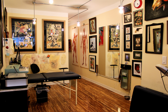 Okey Doke Tattoo Shop