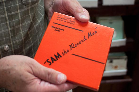 Kops Records Bloor