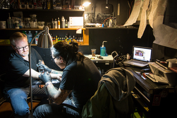 lifer tattoos toronto