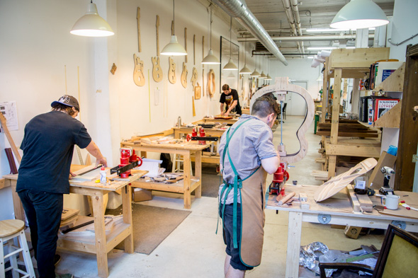 canadian school of lutherie toronto
