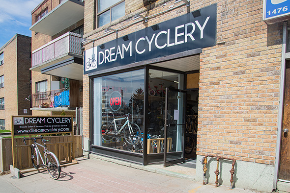 Dream Cyclery toronto