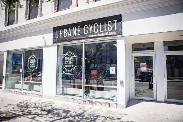 Urbane Cyclist