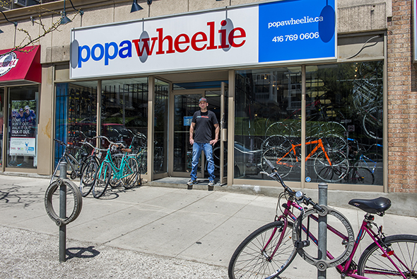 Pop A Wheelie Toronto