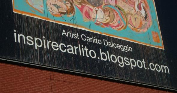 Carlito Dalceggio's Art on Mercer (Day 6)