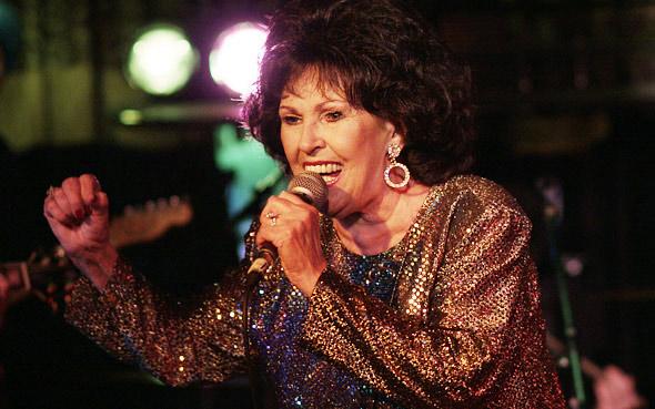 Wanda Jackson at the Cadillac Lounge