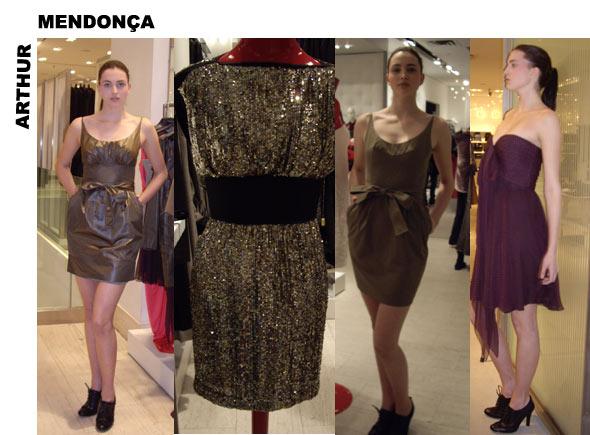 Arthur Mendonca designs