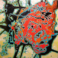 Line Art Auction Art