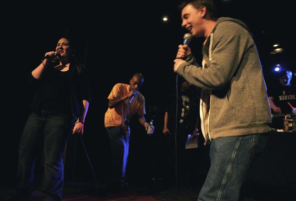 Hip-hop Karaoke Anniversary at Revival