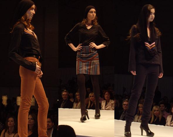 Toronto Fashion Incubator New Labels Design Competition Adrienne Butikofer