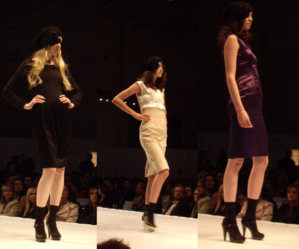 Toronto Fashion Incubator New Labels Design Competition Eugenia Leavitt