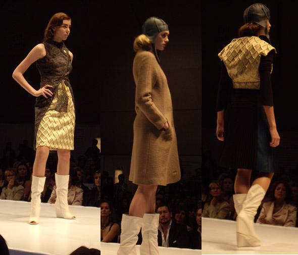 Toronto Fashion Incubator New Labels Design Competition Lara Presber