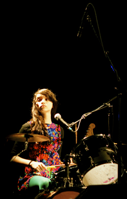 Trachtenberg Family Slideshow Players live at The Phoenix in Toronto