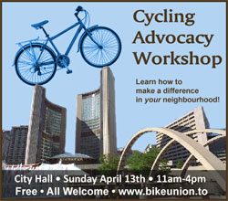 Cycling Advocacy Workshop