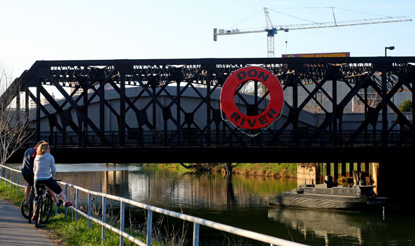 No. 9's BGL: Project for the Don River