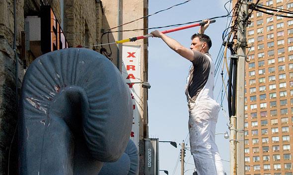 Top Glove Paint Bloor Street Fitness