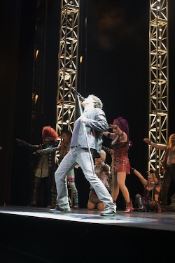 Toronto cast of We Will Rock You