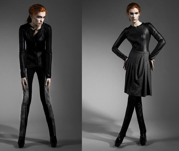 Mikhael Kale Fall 2008 Ready To Wear Collection