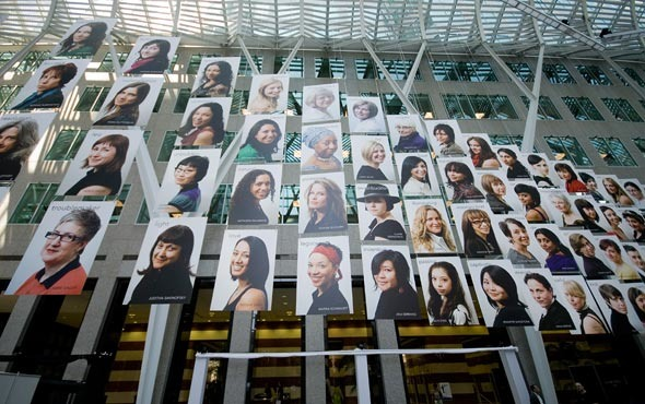 Toronto's Mille Femmes by Maraval