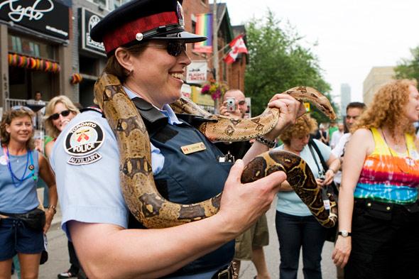Dyke Day Saturday at Pride Toronto
