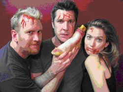 The Zombie Dialogues at Toronto Fringe