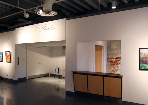 Papermill Theatre Art Gallery