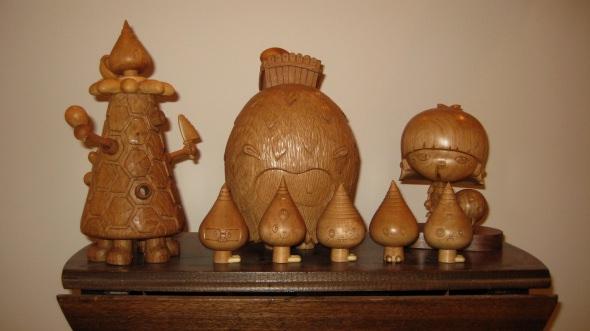 Tado wood