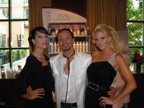 Tastemakers Lounge AG Hair Cosmetics crew