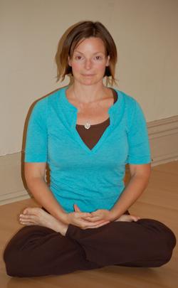 Cynthia - Yoga Sanctuary