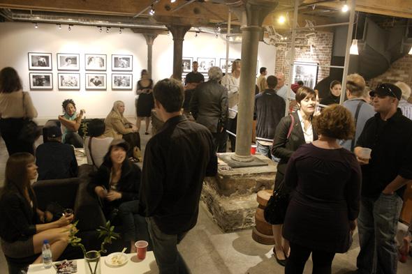 Brian Hamill exhibit at Pikto