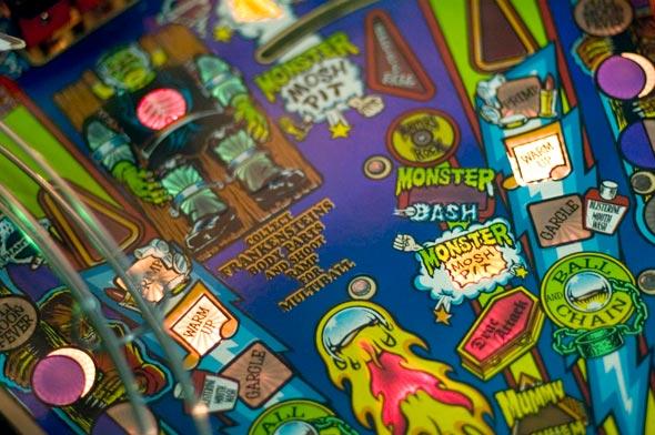 Pinball Auction