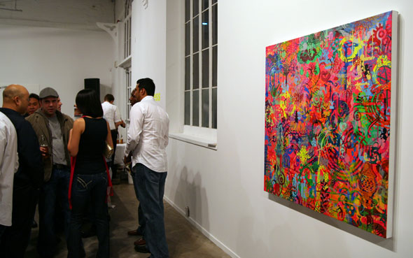Ryan McGinness Artcore