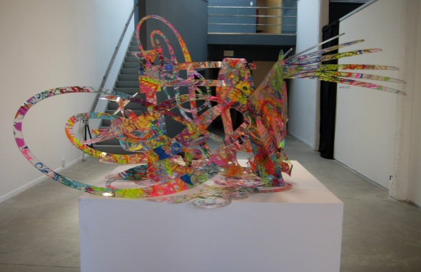 McGinness Sculpture