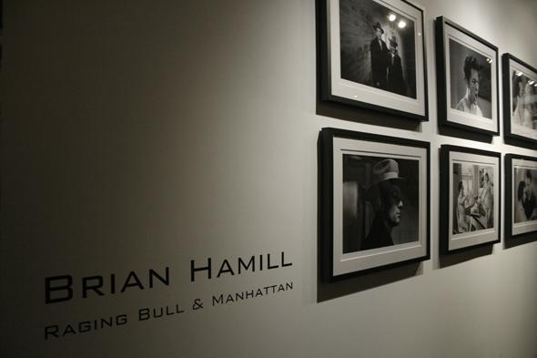 Brian Hamill's Raging Bull and Manhattan at Pikto