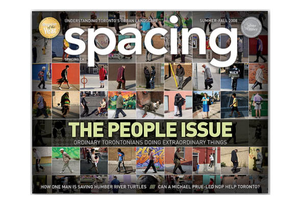 Spacing magazine's The People Issue